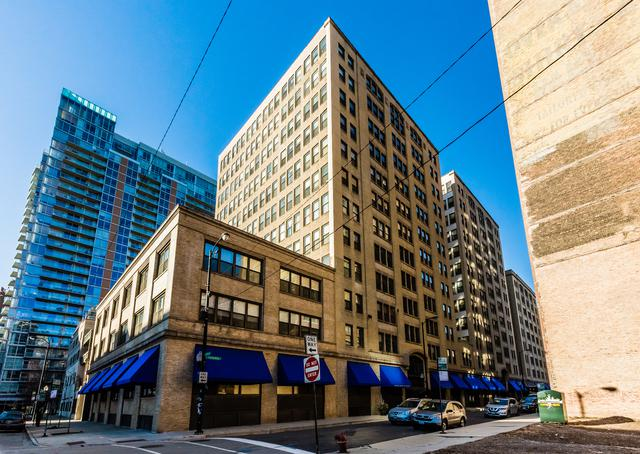 780 S Federal Street #907, Chicago, IL 60605 (MLS #10055447) :: Touchstone Group