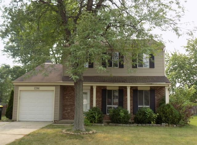 1396 Bow String Court, Carol Stream, IL 60188 (MLS #10055450) :: Domain Realty