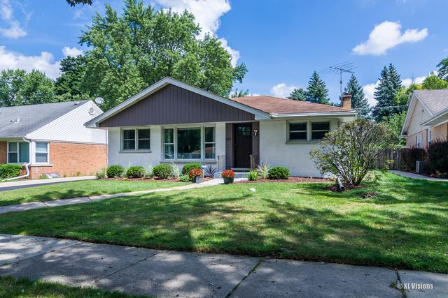 7 N Waverly Place, Mount Prospect, IL 60056 (MLS #10055452) :: The Spaniak Team