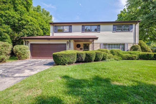 407 Alpine Lane, Wilmette, IL 60091 (MLS #10055459) :: Domain Realty