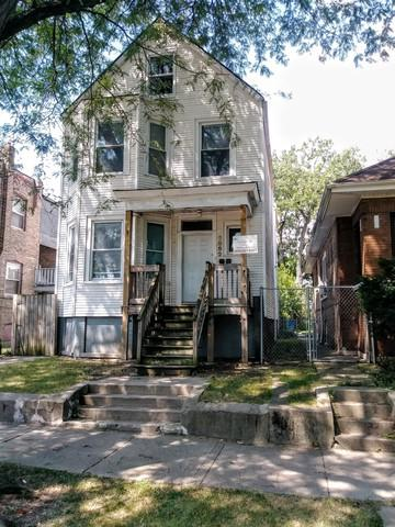 6952 S Ada Street, Chicago, IL 60636 (MLS #10055466) :: Littlefield Group