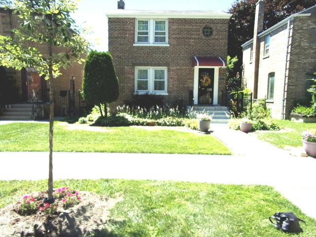 5118 S Menard Avenue, Chicago, IL 60638 (MLS #10055468) :: The Spaniak Team