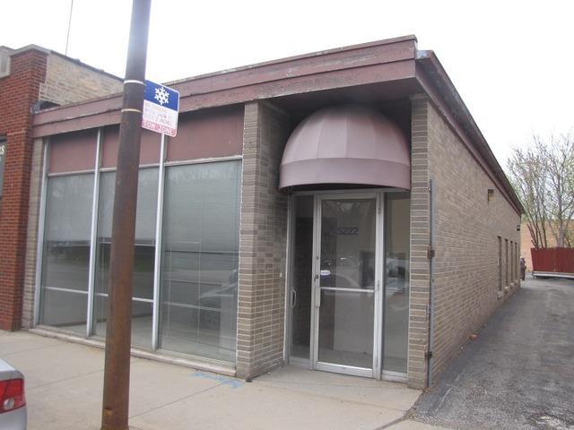 5222 Elston Avenue, Chicago, IL 60630 (MLS #10055511) :: Domain Realty