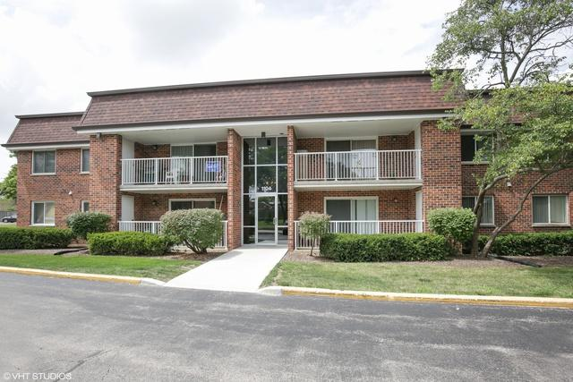 1104 Westover Lane 2C, Schaumburg, IL 60193 (MLS #10055525) :: The Jacobs Group