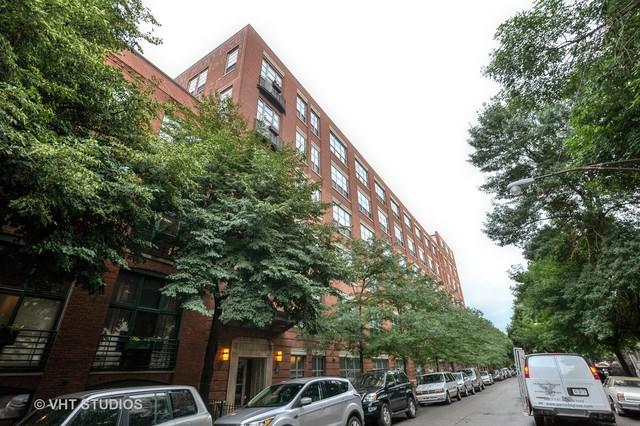 1735 N Paulina Street #610, Chicago, IL 60622 (MLS #10055593) :: The Perotti Group