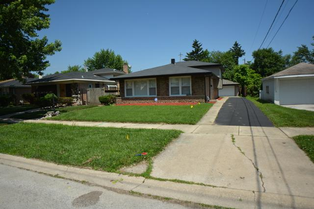 14515 Blackstone Avenue, Dolton, IL 60419 (MLS #10055599) :: The Jacobs Group