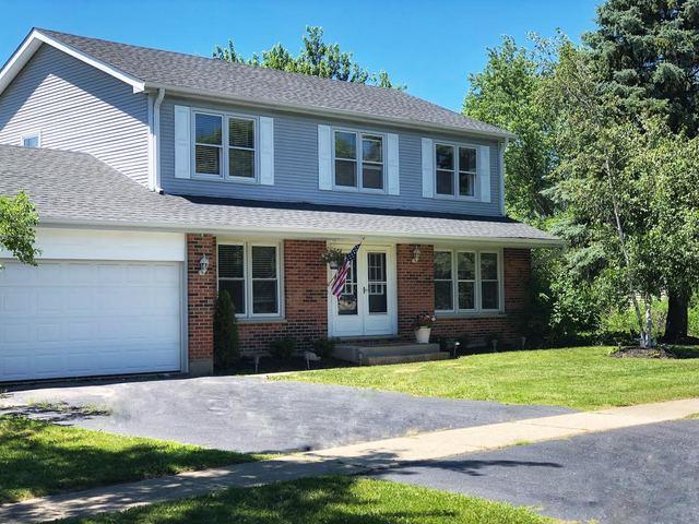 745 Harvest Drive, Lake Zurich, IL 60047 (MLS #10055601) :: The Jacobs Group
