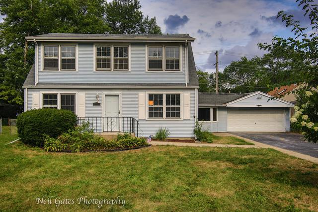 8015 S 84th Court, Justice, IL 60458 (MLS #10055614) :: The Spaniak Team