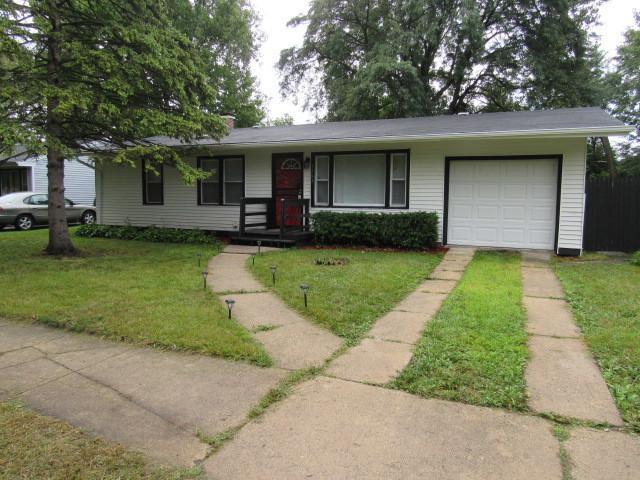 3363 Magnolia Drive, Markham, IL 60428 (MLS #10055627) :: The Jacobs Group