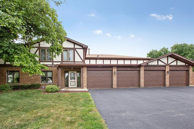 9816 Mill Drive W B1, Palos Park, IL 60464 (MLS #10055648) :: The Wexler Group at Keller Williams Preferred Realty