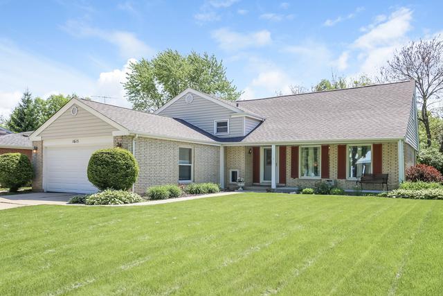 1615 S Surrey Ridge Drive, Arlington Heights, IL 60005 (MLS #10055674) :: The Jacobs Group