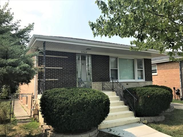 3705 W 75th Place, Chicago, IL 60652 (MLS #10055675) :: The Spaniak Team
