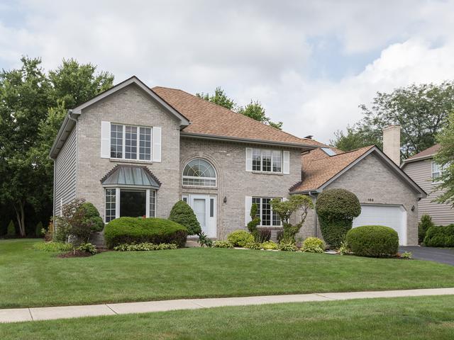 189 Hawkins Circle, Wheaton, IL 60189 (MLS #10055748) :: The Dena Furlow Team - Keller Williams Realty