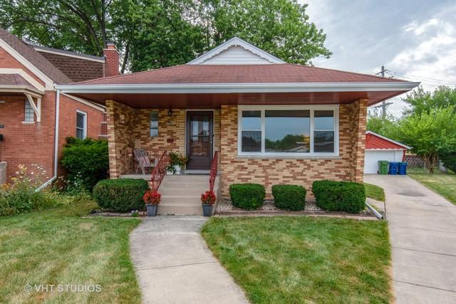 9829 S Utica Avenue, Evergreen Park, IL 60805 (MLS #10055750) :: The Jacobs Group
