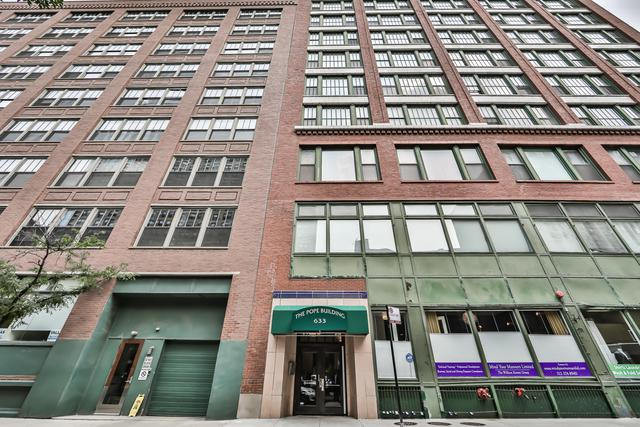 633 S Plymouth Court #809, Chicago, IL 60605 (MLS #10055778) :: The Saladino Sells Team