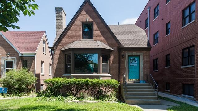 5609 N Miltimore Avenue, Chicago, IL 60646 (MLS #10055828) :: The Saladino Sells Team