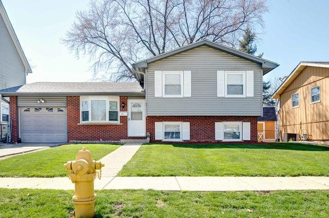 908 Elizabeth Street, West Chicago, IL 60185 (MLS #10055843) :: The Jacobs Group