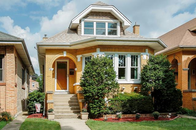 5306 N Ludlam Avenue, Chicago, IL 60630 (MLS #10055850) :: The Jacobs Group