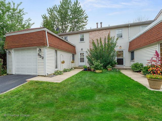 553 Leslie Lane, Bolingbrook, IL 60440 (MLS #10055875) :: The Wexler Group at Keller Williams Preferred Realty