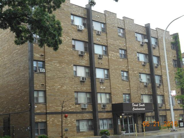 7854 S South Shore Drive #404, Chicago, IL 60649 (MLS #10055877) :: The Spaniak Team