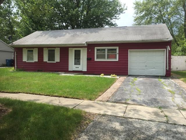 22648 Brookwood Drive, Sauk Village, IL 60411 (MLS #10055894) :: The Jacobs Group