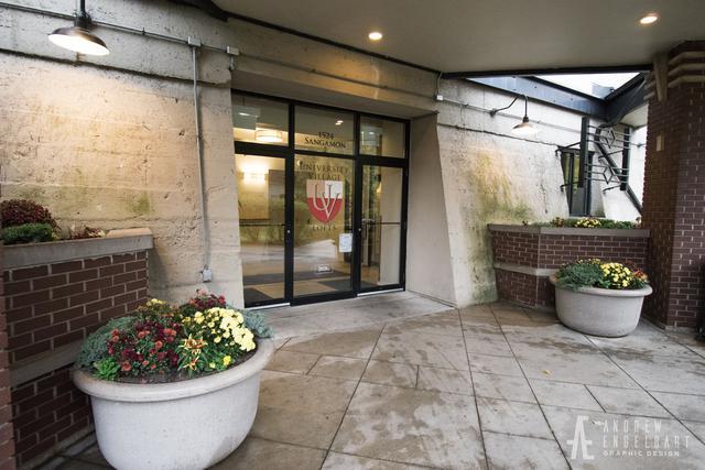 1524 S Sangamon Street 413-S, Chicago, IL 60608 (MLS #10055900) :: Touchstone Group