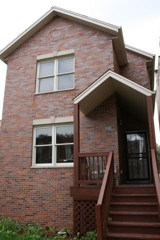 2715 W Adams Street, Chicago, IL 60612 (MLS #10055902) :: Domain Realty