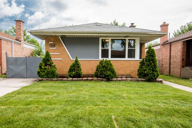 7743 S Reilly Avenue, Chicago, IL 60652 (MLS #10055922) :: The Spaniak Team