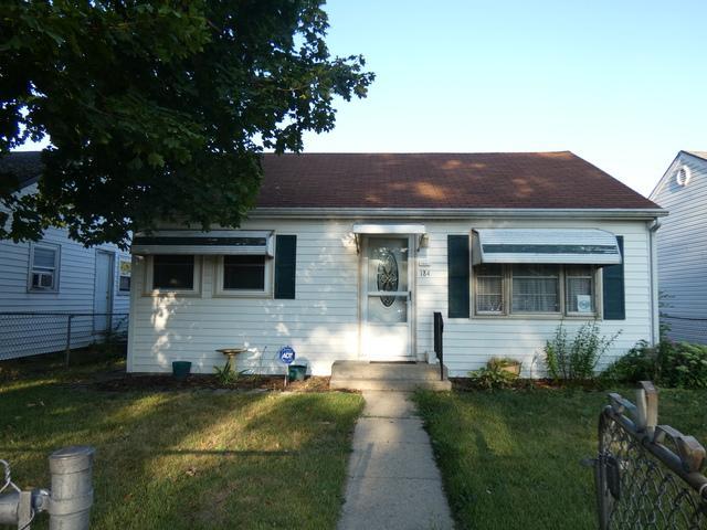 184 N Randolph Avenue, Bradley, IL 60915 (MLS #10055947) :: Domain Realty