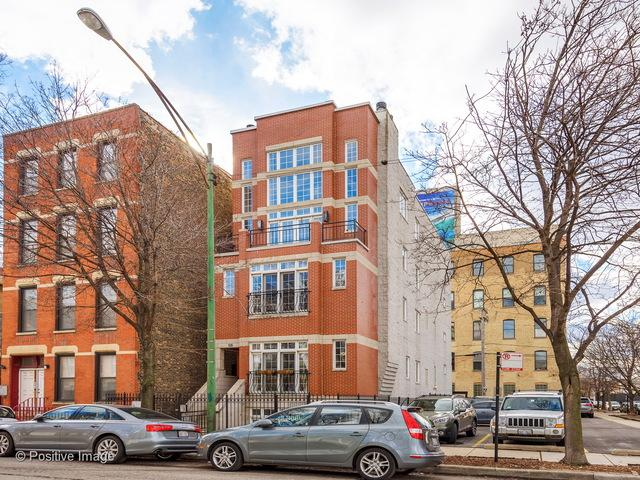 526 N May Street #2, Chicago, IL 60642 (MLS #10055954) :: Littlefield Group