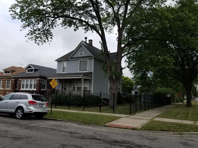 8457 S Aberdeen Street, Chicago, IL 60620 (MLS #10055982) :: Domain Realty
