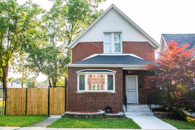 8834 S Paulina Street, Chicago, IL 60620 (MLS #10056019) :: Littlefield Group