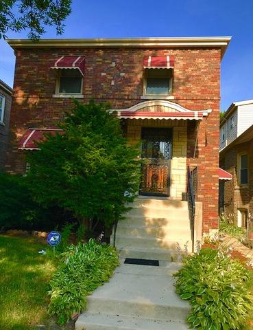 9319 S May Street, Chicago, IL 60620 (MLS #10056020) :: The Spaniak Team