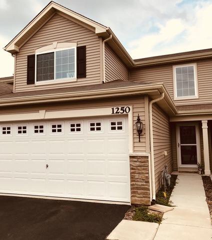 1250 Da Vinci Drive, Hampshire, IL 60140 (MLS #10056022) :: Touchstone Group