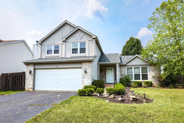 7 Sandalwood Court, Bolingbrook, IL 60440 (MLS #10056023) :: The Wexler Group at Keller Williams Preferred Realty