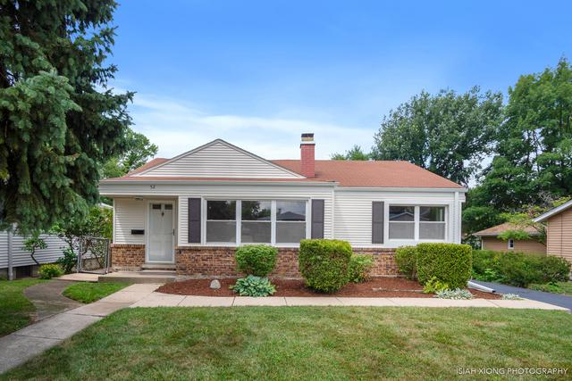 52 N Martha Street, Lombard, IL 60148 (MLS #10056058) :: The Jacobs Group