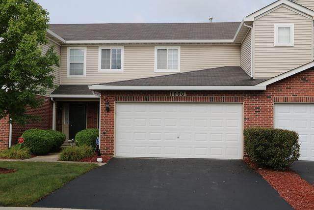 1006 Berry Path Trail #1123, Matteson, IL 60443 (MLS #10056096) :: Littlefield Group