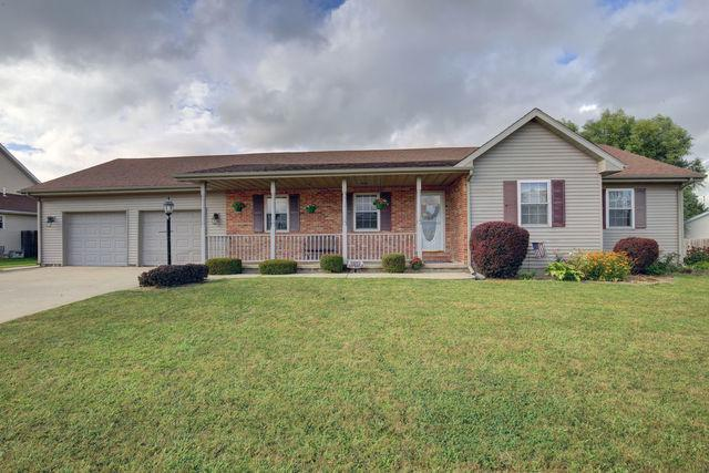 510 W Sangamon Street, Fisher, IL 61843 (MLS #10056122) :: Littlefield Group