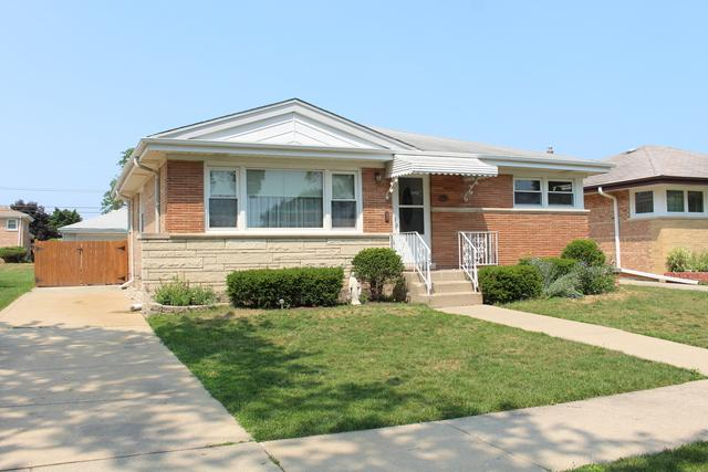7036 W Madison Street, Niles, IL 60714 (MLS #10056146) :: The Spaniak Team