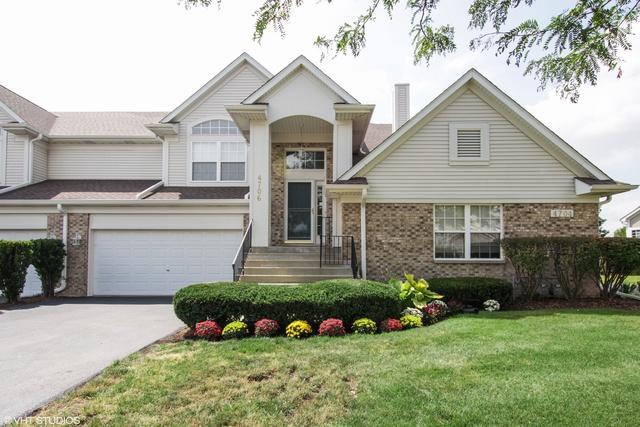 4706 Riverwalk Drive #0, Plainfield, IL 60586 (MLS #10056147) :: The Wexler Group at Keller Williams Preferred Realty