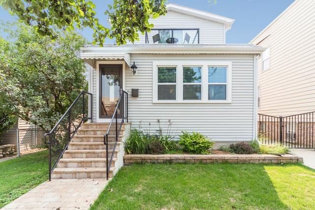 5109 N Kenton Avenue, Chicago, IL 60630 (MLS #10056298) :: The Jacobs Group