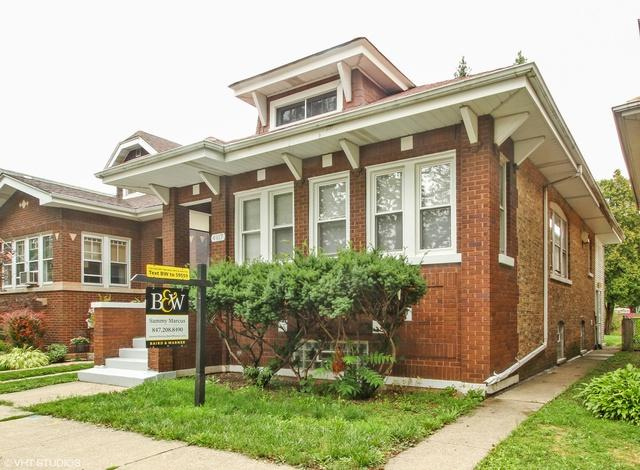 4917 N Kostner Avenue, Chicago, IL 60630 (MLS #10056348) :: The Jacobs Group