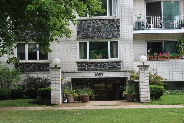 1057 W Pratt Boulevard 4D, Chicago, IL 60626 (MLS #10056438) :: The Spaniak Team