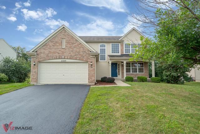 21449 Prestwick Drive, Crest Hill, IL 60403 (MLS #10056468) :: The Jacobs Group