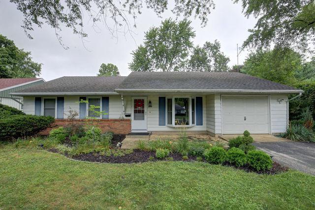 2008 E Vermont Avenue, Urbana, IL 61802 (MLS #10056479) :: Ryan Dallas Real Estate