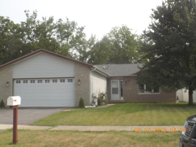 172 Cedarwood Drive, Steger, IL 60475 (MLS #10056488) :: The Jacobs Group