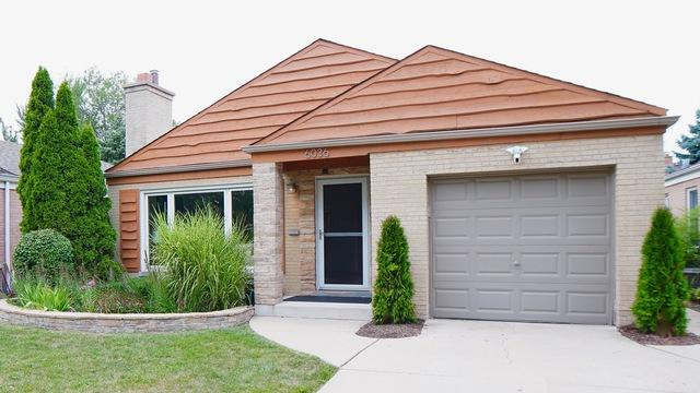 6036 N Landers Avenue, Chicago, IL 60646 (MLS #10056562) :: The Jacobs Group