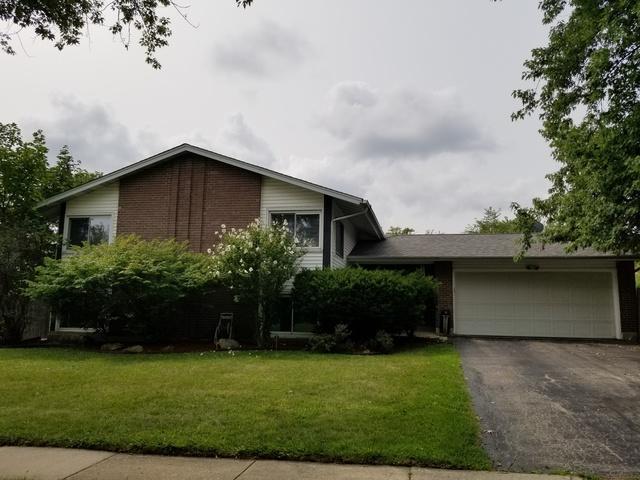 2721 Woodridge Drive, Woodridge, IL 60517 (MLS #10056604) :: Domain Realty