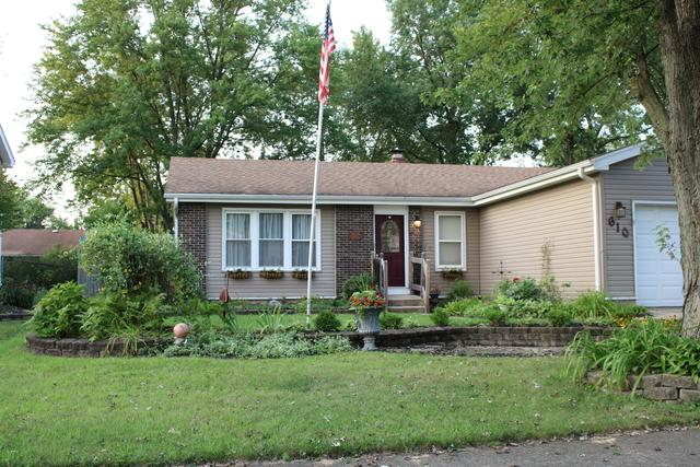 610 Cochise Circle, Bolingbrook, IL 60440 (MLS #10056628) :: The Wexler Group at Keller Williams Preferred Realty