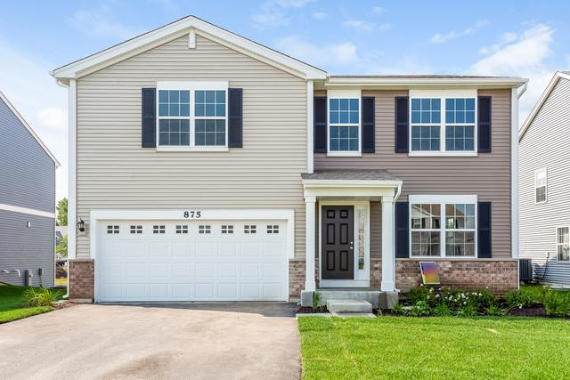 1802 Moran Drive, Shorewood, IL 60404 (MLS #10056646) :: The Wexler Group at Keller Williams Preferred Realty